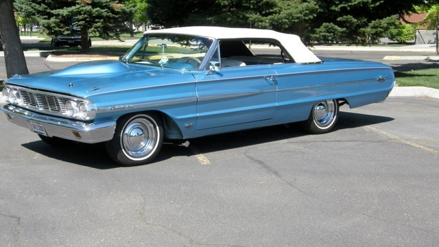 The 1964 Ford Galaxie