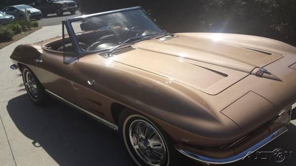 1964 Chevrolet Corvette Roadster photo
