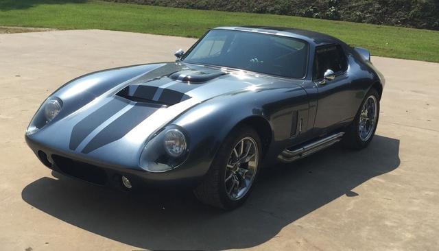 1965 Shelby Daytona Coupe Type 65 Factory 5 Racing