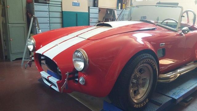 1969 Ford Shelby Replica Cobra Replica photo