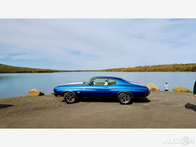 1970 Chevrolet Chevelle SS photo