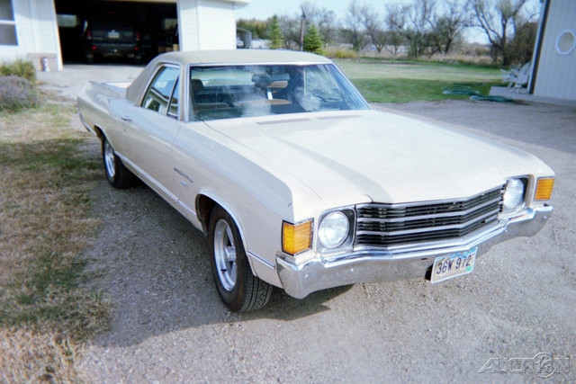 1972 Chevrolet El Camino  photo