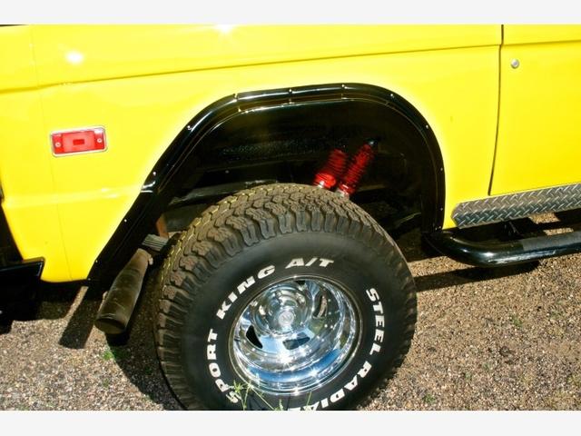 1973 Jeep Wrangler Sport photo