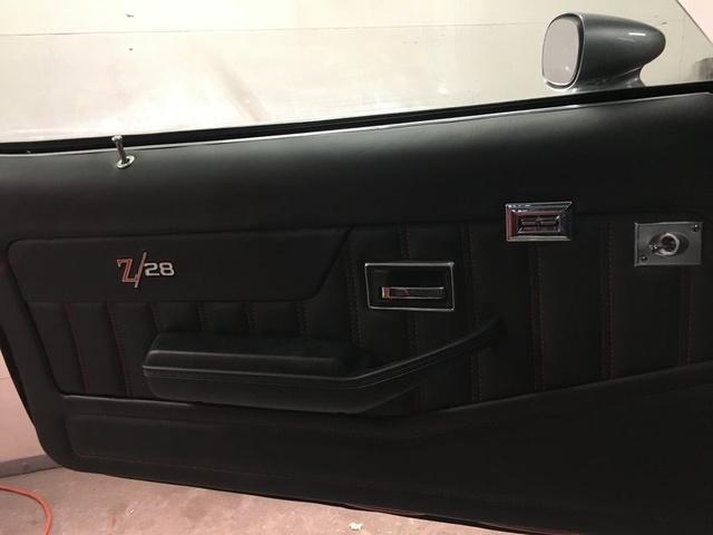 1974 Chevrolet Camaro Z28 photo