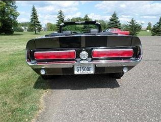 1967 Ford Mustang Shelby photo