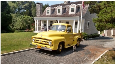 1953 Ford F-100  photo