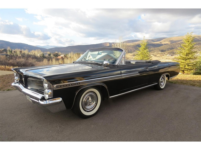 1963 Pontiac Bonneville  photo