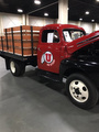 1950 Ford F4 Flatbed Truck