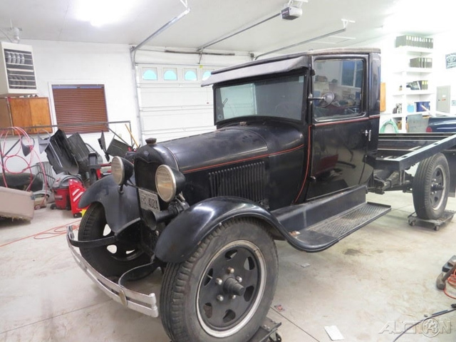 The 1929 Ford Model A  photos
