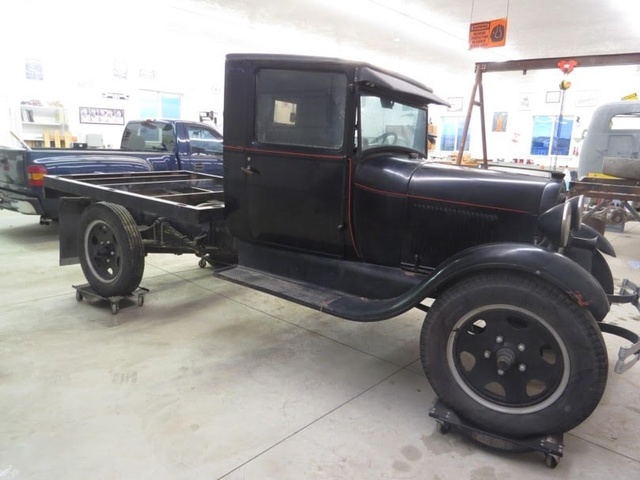 1929 Ford RSX King Ranch photo