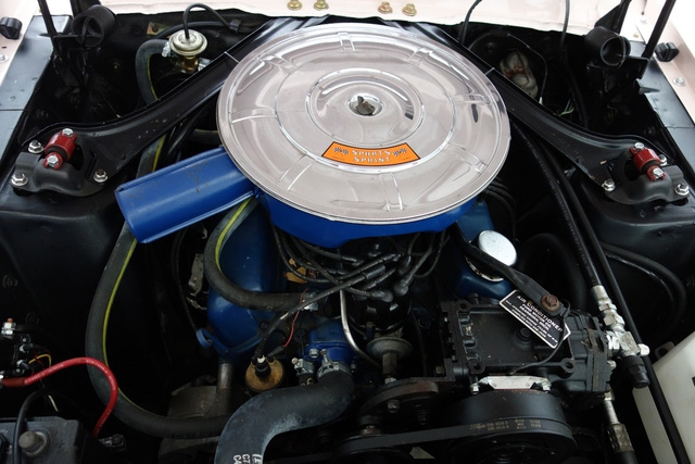 1967 Ford Mustang Sports Sprint Package photo