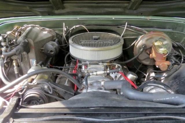 1972 Chevrolet C10 Cheyenne  photo
