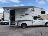 2017 Adventurer Eagle Cap 1165 Truck Camper with 2004 RAM 3500 1165