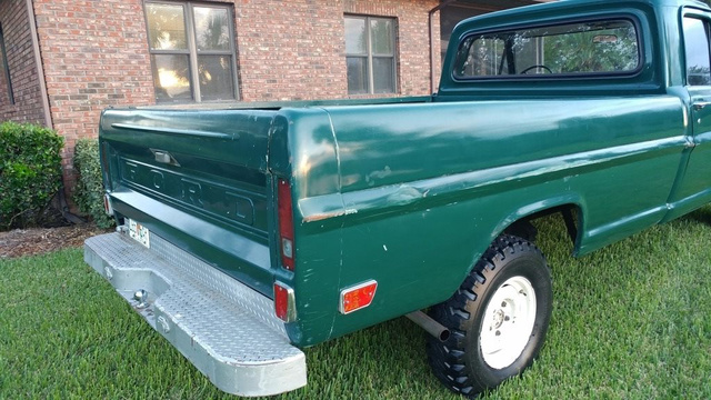 1969 Ford F-100  photo