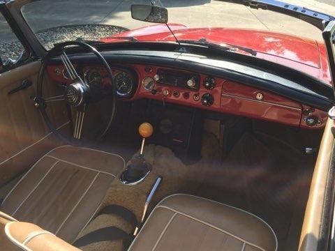 1967 MG MG  photo
