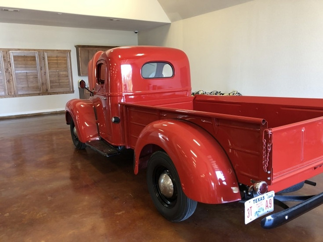 The 1946 International Harvester
