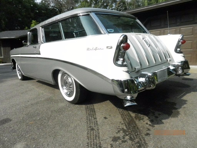 The 1956 Chevrolet NOMAD