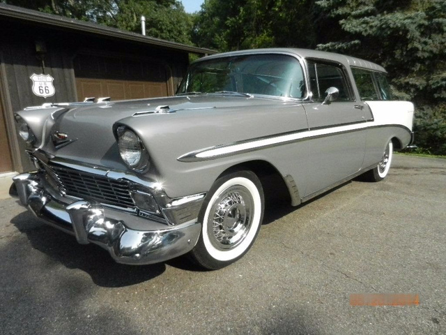 1956 Chevrolet NOMAD  photo