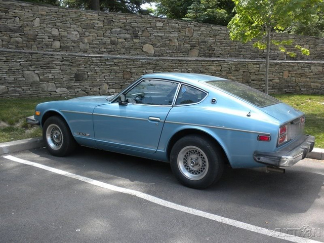 The 1976 Datsun 280z  photos