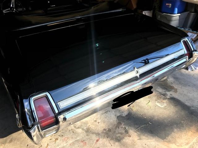 1969 Oldsmobile Cutlass Supreme Convertible photo