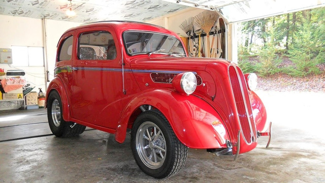 1948 Ford Anglia  photo