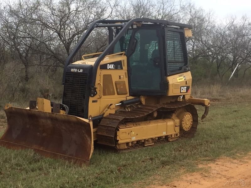 2014 Caterpillar D4k Crawler Dozer Vehicle Selling Solutions Fsbo