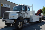 2007 Palfinger Pk21502 Mounted on '07 Freightliner Business Class M2 106 Mercedes-Benz  Turbo Diesel