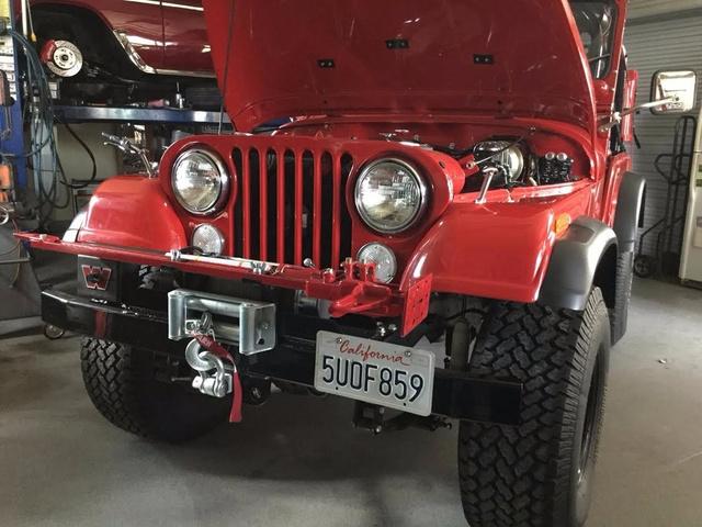 1974 Jeep CJ-5  photo