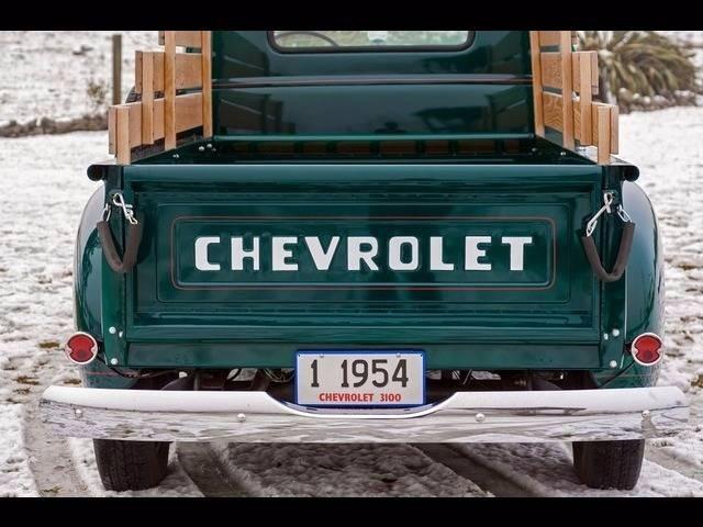1954 Chevrolet 3600  photo