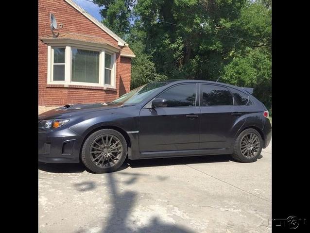 2011 Subaru Impreza WRX photo