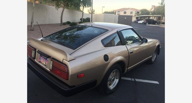 1982 Datsun 280ZX GL photo