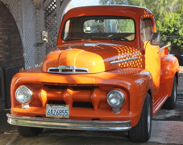 The 1951 Ford F1 PICKUP