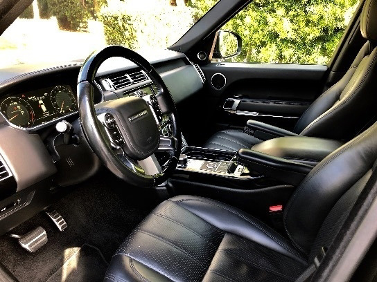 2015 Land Rover Range Rover 5.0L V8 Supercharged photo