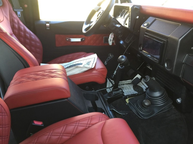 1990 Land Rover DEFENDER 90  photo