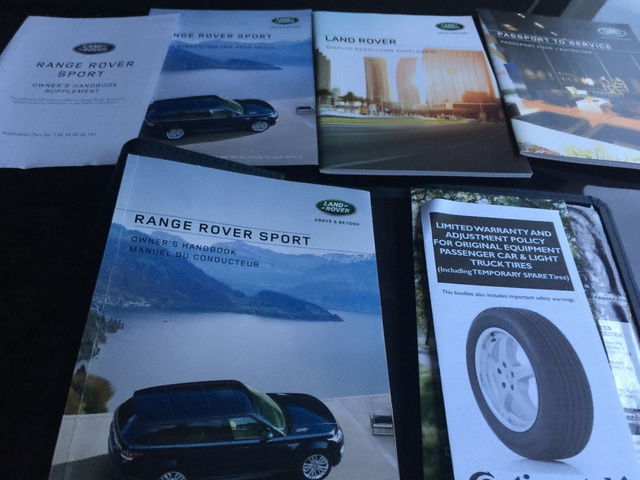 2016 Land Rover Range Rover Sport Supercharged photo