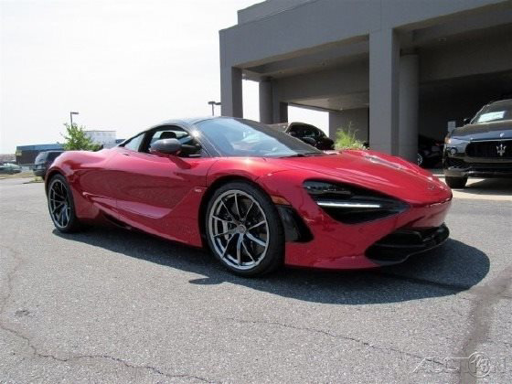 The 2018 McLaren 720S Performance photos