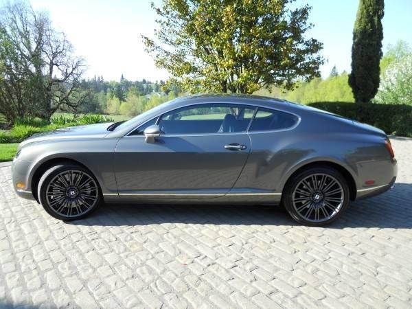 2009 Bentley Integra photo