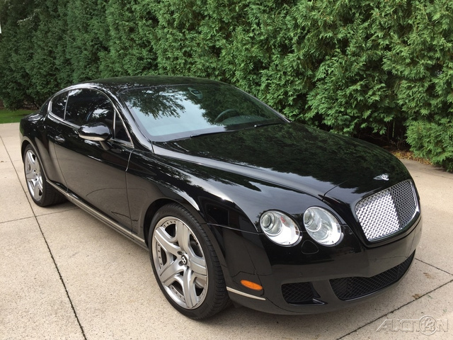 2009 Bentley Integra photo