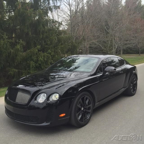 2010 Bentley Integra photo