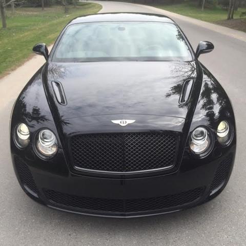 2010 Bentley Integra photo