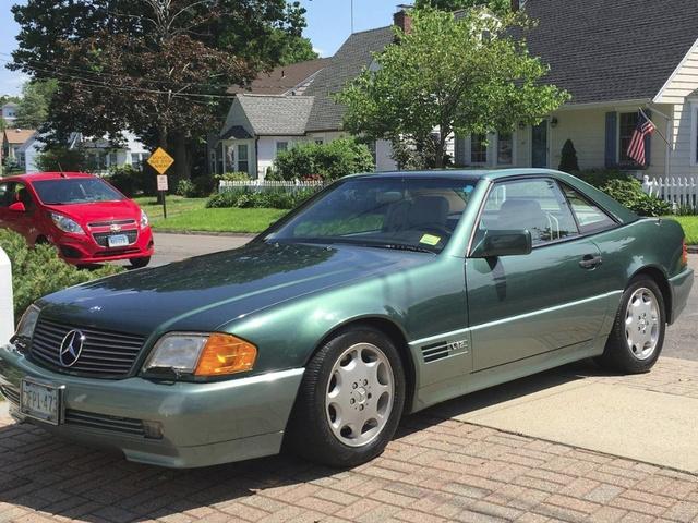 1993 Mercedes-Benz 600-Class 600