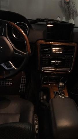 2013 Mercedes-Benz G-Class G550 photo