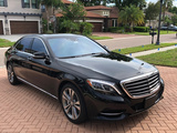2015 Mercedes-Benz S-Class S 550 4MATIC® Sedan