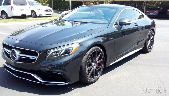 The 2016 Mercedes-Benz AMG S AMG S63 4MATIC photos