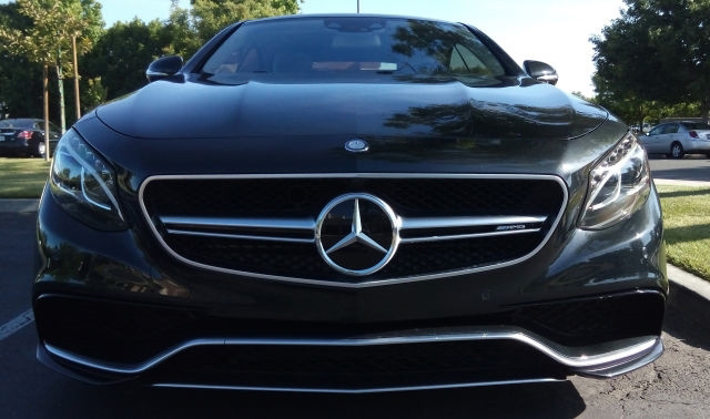 2016 Mercedes-Benz AMG S AMG S63 4MATIC photo