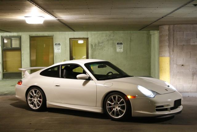 2004 Porsche 911 GT3 photo