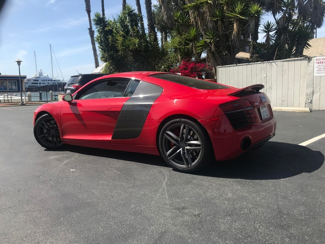 2015 Audi R8 4.2 photo