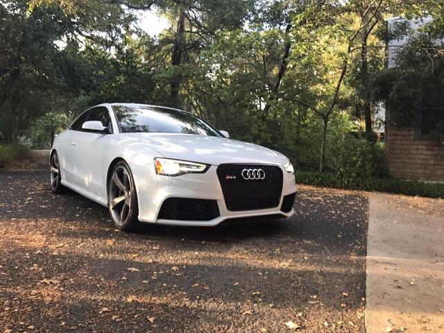 2014 Audi RS 5 quattro photo