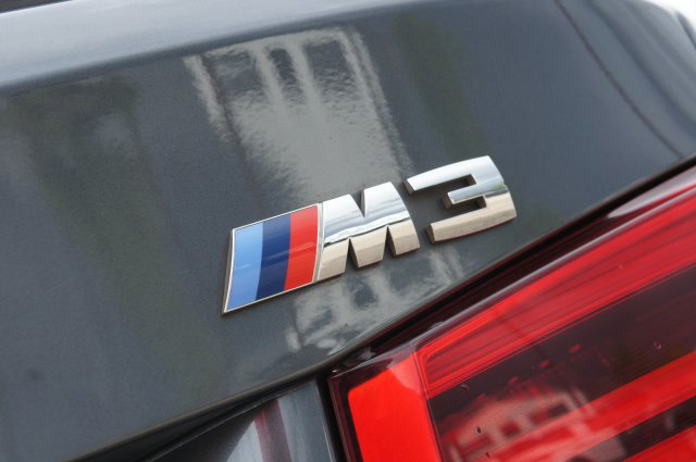 The 2016 BMW M3