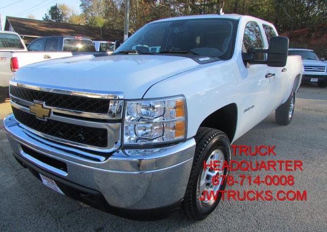 2014 Chevrolet RSX Work Truck photo